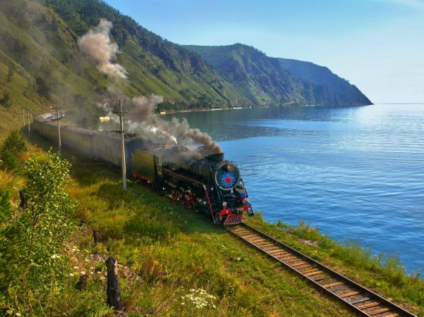 Trans Siberian Railway Holidays - Travel Russia From West To East