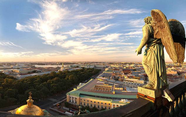 Russian DMC Saint-Petersburg - The Cultural Gem Of Russia