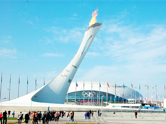 Olta Travel tours to Sochi