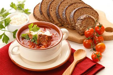 Travel Russian Cuisine Learning 46