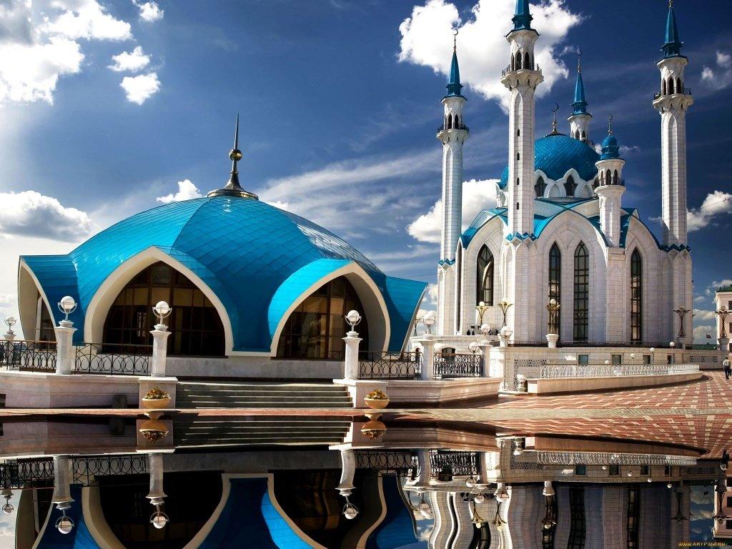 Kazan is the third capital of Russia 1